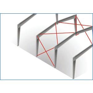 Secondary Framing Amp Bracing Western Steel