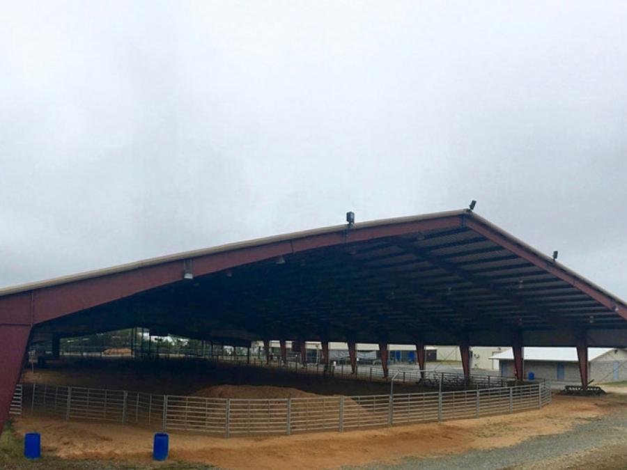 Equestrian-e-140x275x18-Open-Endwall-Arena