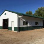 <b>Steel Barn</b> </br>36' x 72' x 16'