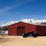 Agricultural Storage Building