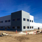 ndustrial Steel Building with Concrete Tilt Walls