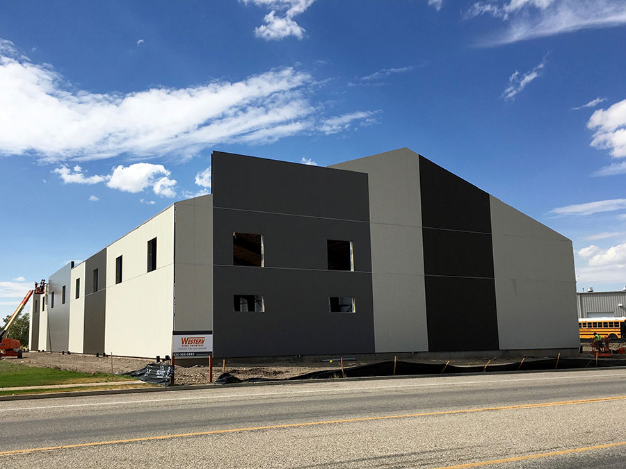 Commerical Steel Building