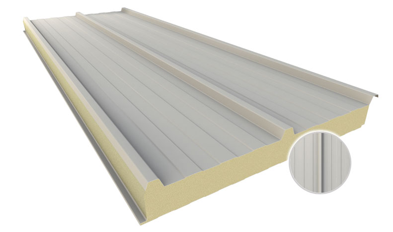 Insulated Metal Roof Amp Wall Panels Western Steel