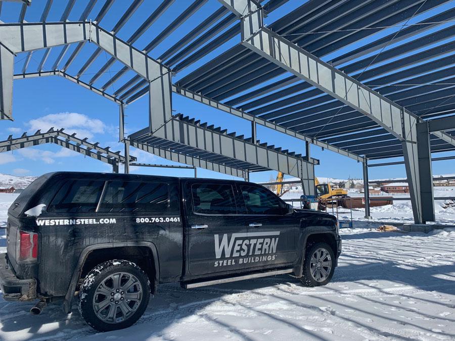 Utah Steel Buildings | Prefab Industrial & Commercial Metal