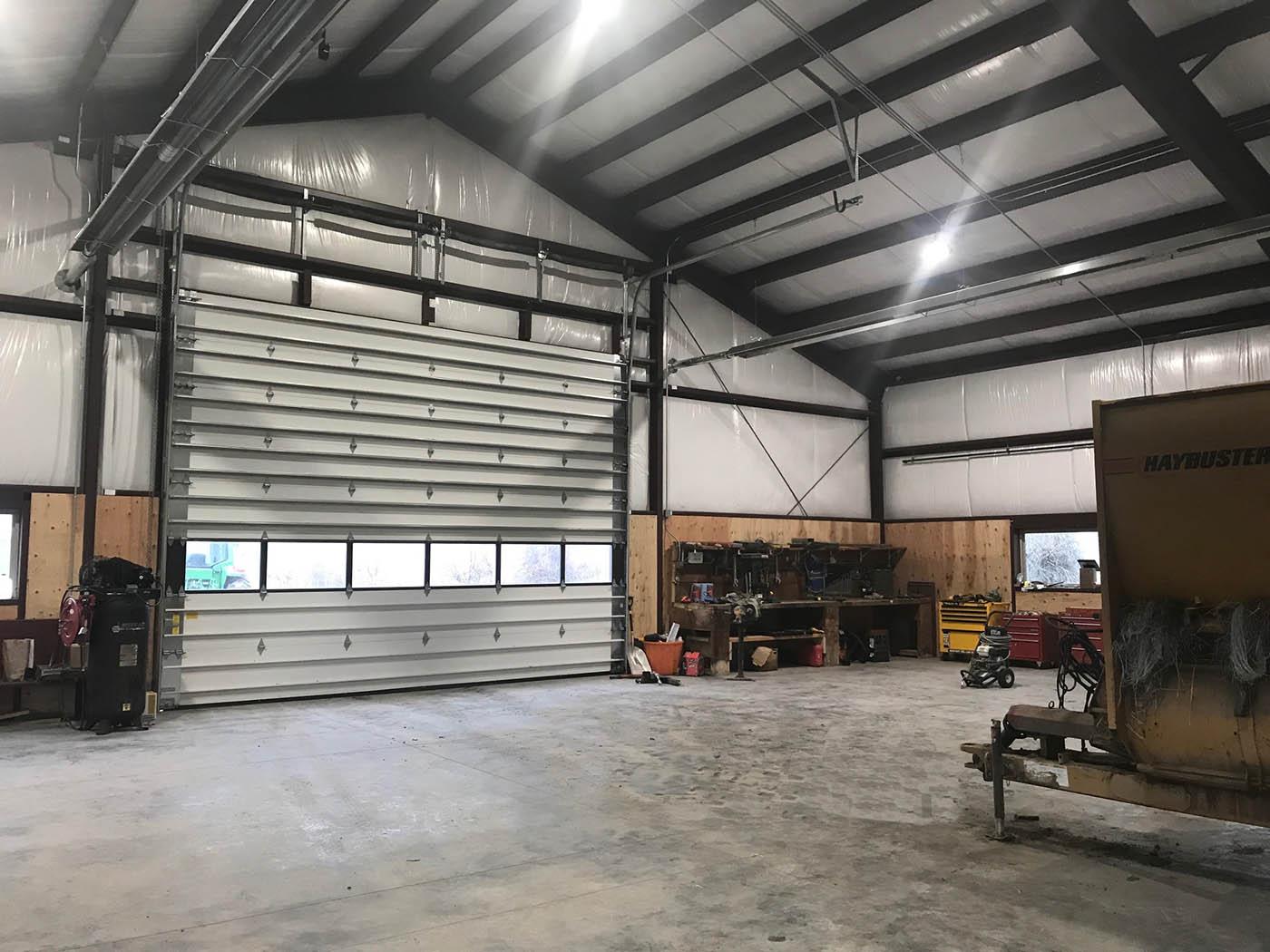Storage Building 60x100x16