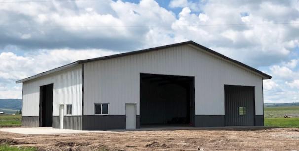 Steel Workshoop 60x60